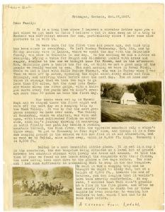 A trip to Kashmir, 1927.
