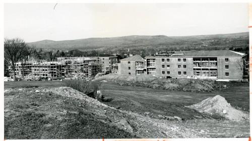 Socials dorms 1962 groundbreaking B&G b18 f79