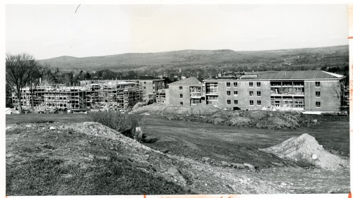Socials dorms 1962 groundbreaking B&G b18 f79
