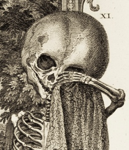 Physica Sacra, 1731, plate 23, detail