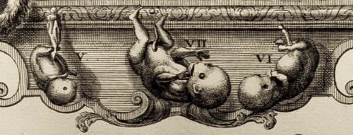 Physica Sacra, 1731, plate 23, VII