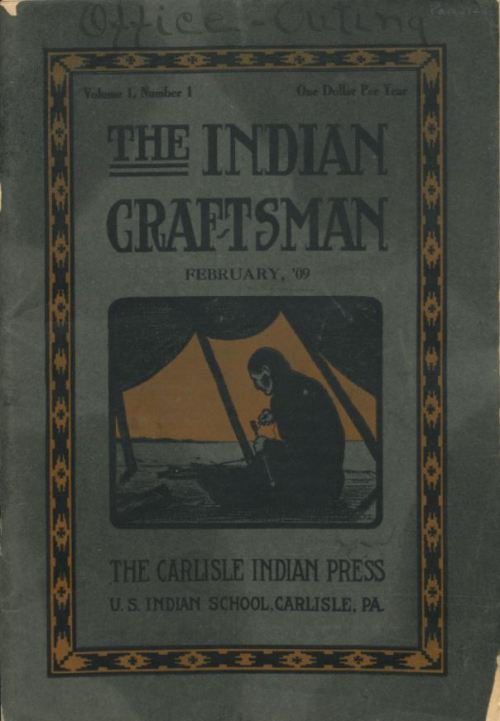 Indian Craftsman