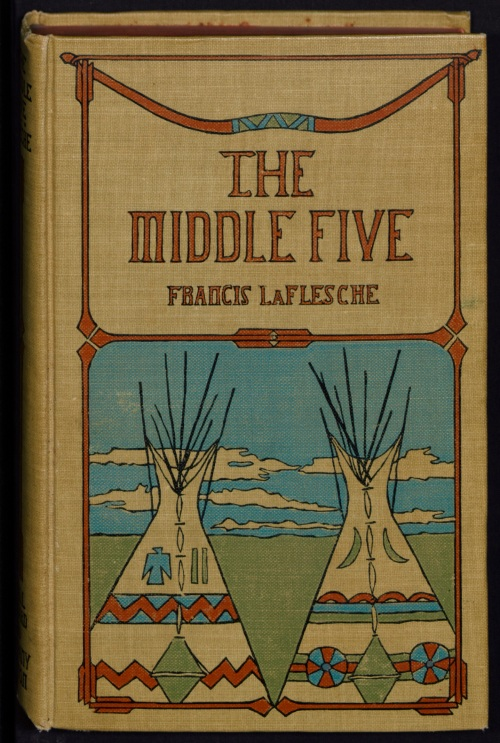 Middle Five Cover